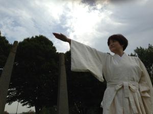 陰陽師師範 フォリーナ 竹下久恵さん