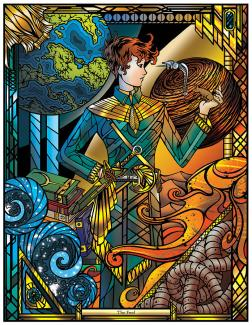 dune-tarot-card-0-the-fool-paul-jacobson