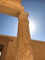 神殿の太陽