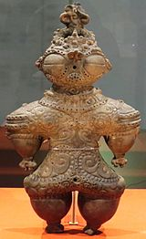 Clay_statue,_late_Jomon_period
