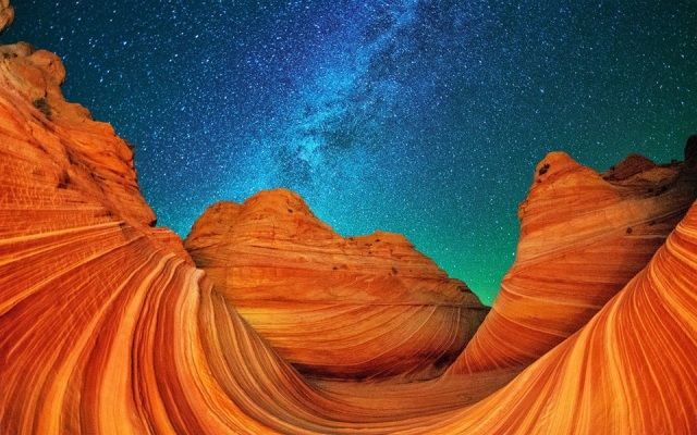marble-canyon-at-night-arizona