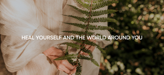 heal yourself banner social